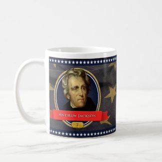Caneca De Café Andrew Jackson