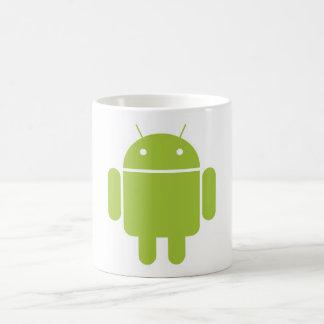 Caneca De Café Android