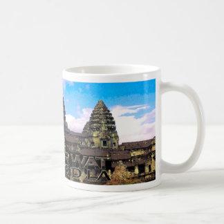 Caneca De Café Angkor Wat
