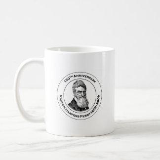Caneca De Café Aniversário da invasão de John Brown