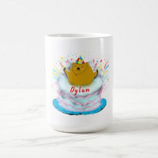 Caneca De Café Aniversário de Groundhog