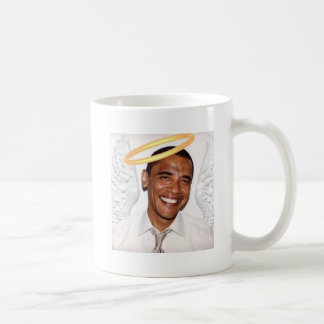 Caneca De Café Anjo de Obama