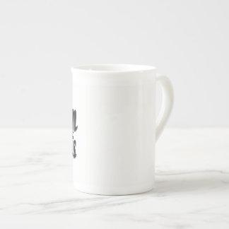 Caneca de café anónima de Bruxism