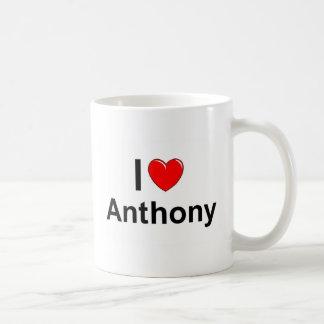 Caneca De Café Anthony