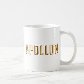 Caneca De Café Apollon