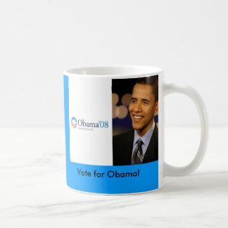 Caneca De Café &apos de Barack Obama; Papel de parede de 08