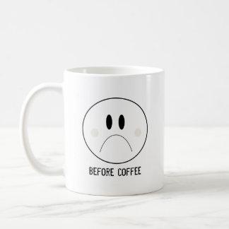 Caneca De Café Após o café