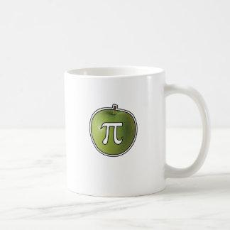 Caneca De Café Apple Pi
