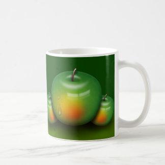 Caneca De Café Apple um o dia