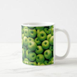 Caneca De Café Apple verde