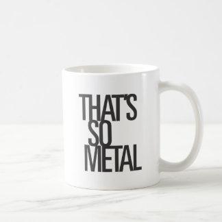 Caneca De Café Aquele é assim metal