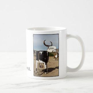 Caneca De Café Aquele não é nenhum touro…