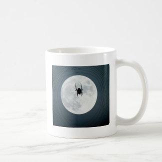 Caneca De Café Aranha da lua