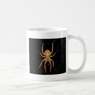 Caneca De Café aranha macro Colômbia do inseto