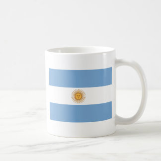Caneca De Café Argentina