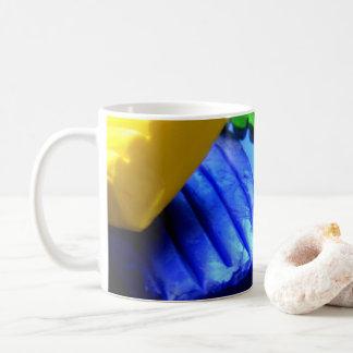 Caneca De Café Argila colorida