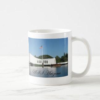 Caneca De Café Arizona de USS