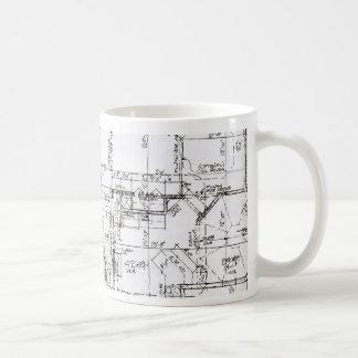 Caneca De Café Arquitetos tudo!