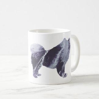 Caneca De Café Arte do Samoyed