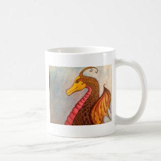 Caneca De Café Arte dragon.JPG de Shelia
