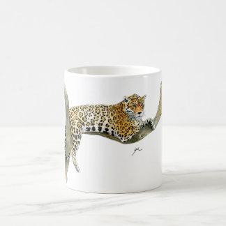 Caneca De Café Arte original de Jaguar