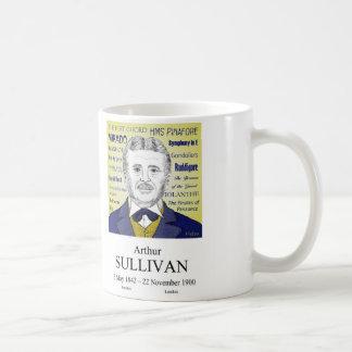 Caneca De Café Arthur Sullivan