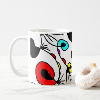 Caneca de café artística (LI6 ilimitados)