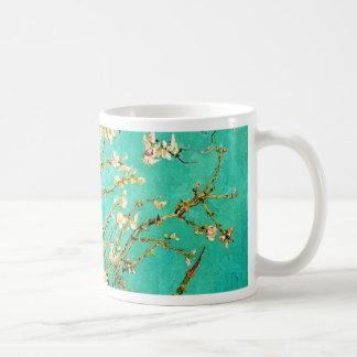 Caneca De Café Árvore de amêndoa de florescência de Vincent van
