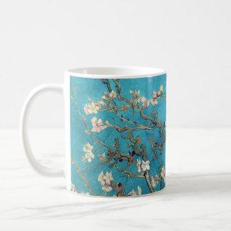 Caneca De Café Árvore de amêndoa de florescência Van Gogh