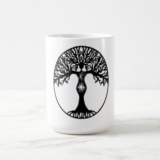 Caneca De Café árvore de vida