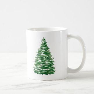Caneca De Café Árvore verde