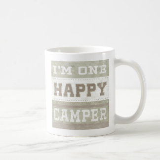 Caneca De Café As citações | eu sou um campista feliz