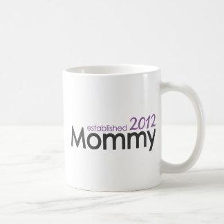 Caneca De Café as mamães estabeleceram 2012