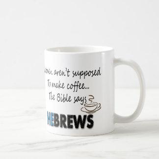 Caneca De Café AS MULHERES NÃO SÃO SUPOR FAZER O CAFÉ! Bíblia Sa