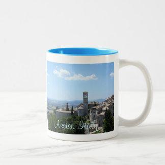 Caneca de café--Assisi