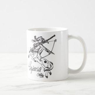 Caneca De Café Astrologia do copo de chá do copo de café da caída