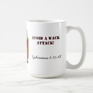 Caneca De Café Ataque do Wack!