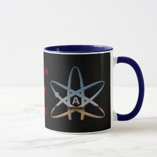 Caneca de café ateu