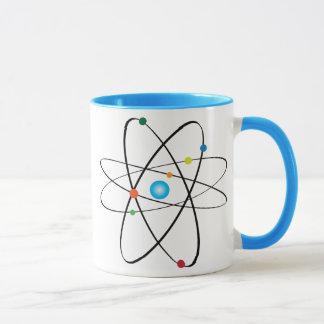 caneca de café atômica