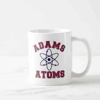 Caneca De Café Átomos de Adams