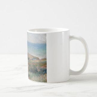 Caneca De Café Auguste Renoir - vista do Seacoast