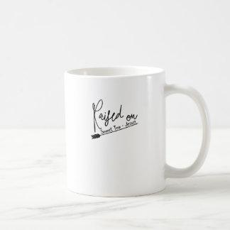 Caneca De Café Aumentado no chá e em Jesus doces
