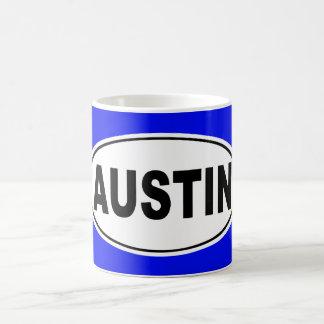 Caneca De Café Austin Texas