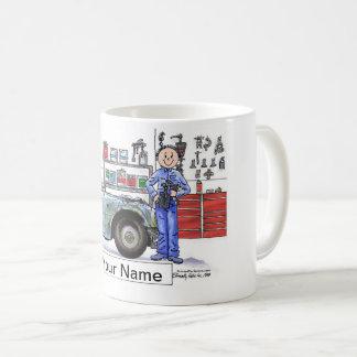 Caneca De Café Auto corpo, homem