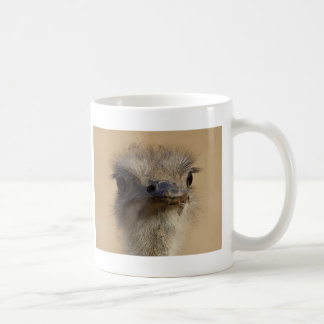 Caneca De Café avestruz
