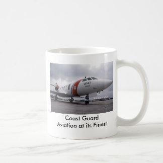 Caneca De Café Aviação   da guarda costeira no seu mais fino