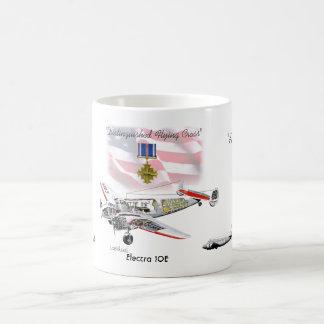 Caneca De Café Aviador de Amelia Earhart