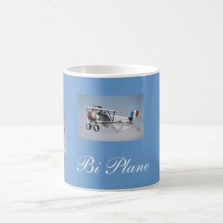 Caneca De Café Avião de WWI, avião de WWI, avião de WWI, plano do