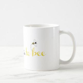 Caneca De Café Avó à abelha