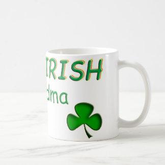 Caneca De Café Avó irlandesa Foxy